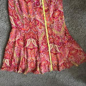 Talbots Skirts - Talbots Women's Multi Color Long Skirt